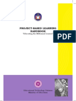2 - Project Based Learning Handbook