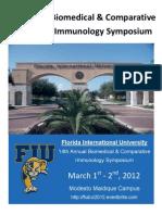 2012 FIU BCI Symposium Program