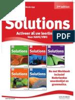 Solutions Brochure