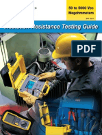 Insulation Resistance Testing Guide ENG