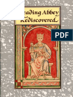 Reading Abbey Rediscovered - booklet