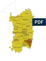 Sardegna - Subregioni