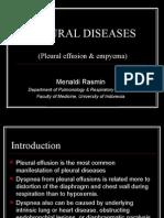 PLEURALDISEASES