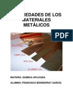 des de Materiales Metalicos