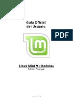 Linux Mint Spanish 9.0