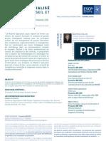 MS 2011 Strategie Conseil Et ion