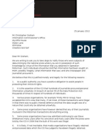 Hacked Off letter to ICO re Steve Whittamore