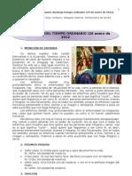 Guía Litúrgica para el IV Domingo T.O. (Ciclo B)