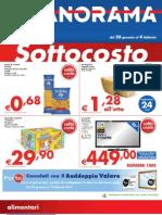 Catalogo Panorama Roma Offerte Febbraio