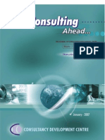 Consulting Ahead Inaugural Issue January 2007