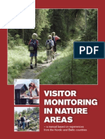 Visitor Monitoring in Nature Areas