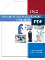 India Air Purifiers Market Forecast & Opportunities, 2016