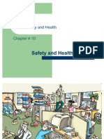 Ch 10 Safety and Health