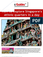 How to Explore Singapore's Ethnic Quarters in a Day
