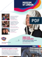 Free Fun for Families Jan - Jun 2012