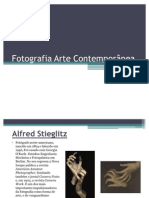 Fotografia Arte Contemporânea meu powerpoint
