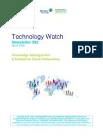 Technology Watch Newsletter March08 V4