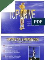 Perforacion Top Drive