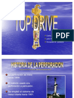 Perforacion Top Drive