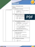 .ImportantConceptsFormulae XII Math ChCalculus