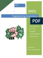Economics, Engineering Economics and importance of Engineeirng Economics