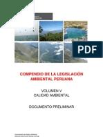 Compendio Leyes Ambient Ales Peru