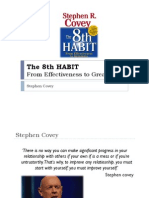 The 8 Habit Book Report 110421150333 Phpapp01