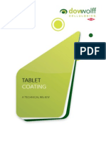 Technical Tablet Coating