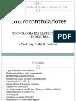 aula 1 microcontroladores