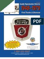 1948 - 1979 Ford Trucks