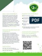 S2M Workspace Factsheet