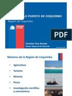 Desarrollo Puerto de Coquimbo, Christian Vine