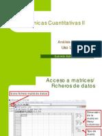 Clase Analisis de Redes 2011 Uso UCINET