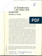 María Zambrano_Cuadernos Hispanoamericanos, enero 2012