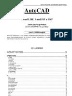 Autolisp Reference - Visual Lisp, Autolisp & Dxf - Auto Cad 2004