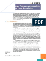 Campbell-Ewald Pumps Awareness Into the American Heart Asso