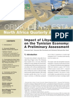 The Impact of Libyan Conflict on Tunisia ENG