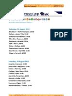EPL BPL 2011 2012 Fixtures