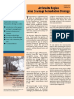 Anthracite Region Mine Drainage Remediation Strategy Report (Pub. No. 279)