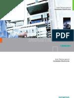 Siemens - Guia Tecnica Del Inst. Electricista