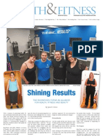 Health & Fitness   Winter 2012 North/South Edition   Hersam Acorn Newspapers