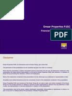 Investor Presentation - Nov 2007