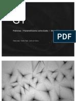 responsividad y parametrización