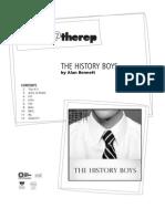 The History Boys Sg