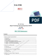 8011 Service Manual