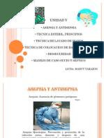 Unidad VI Asepsia y Antisepsia
