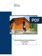 Final Draft - Shelter CCCM Needs Analysis Response Strategy - Haiti 2012 (2)_DJ Inputs