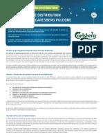 Etude de Cas Carlsberg - Comarch on-Line Distribution