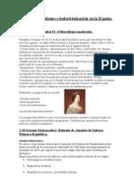 Liberalismo e industrialización en la España del siglo xix