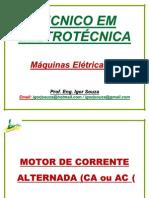 Eletrotecnica - Maquinas Eletricas 4 - MotorCA